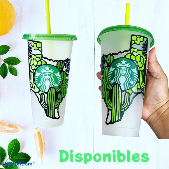 🇨🇱Texas theme Starbucks cup✨